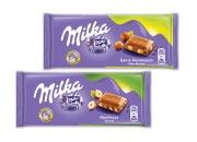 Milka čokoláda 2 druhy 100 g