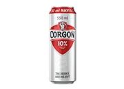 Corgoň 10% 0,5 l + 50 ml naviac