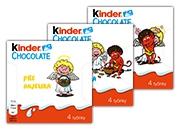 Kinder čokoláda 50 g