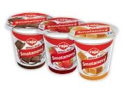 Mňam Duo smotanový jogurt 3 druhy 145 g
