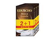 Eduscho Mocca Grande mletá káva 3 x 250 g