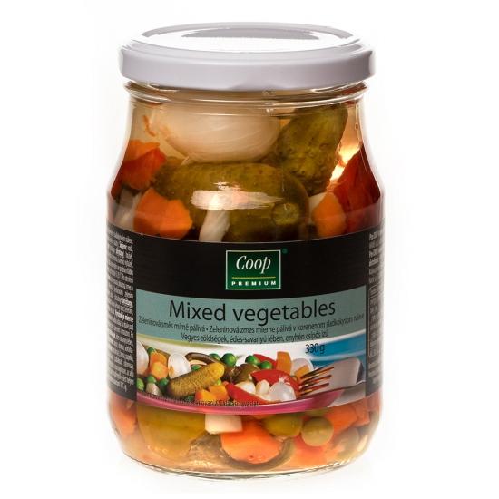 Zeleninová zmes 330g (175g)