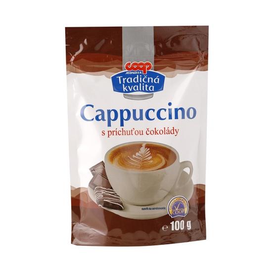 Cappuccino chocolate 100g