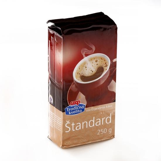 Mletá káva 250g