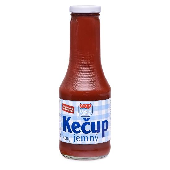 Kečup jemný 500g