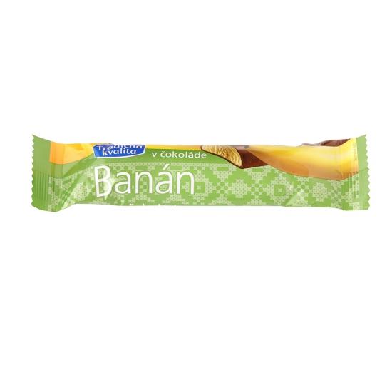 Banán v čokoláde 40g