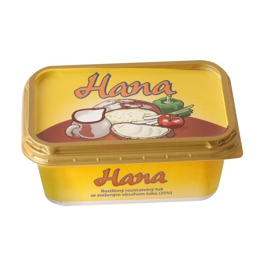 HANA (tuková rastlinná nátierka) 400g