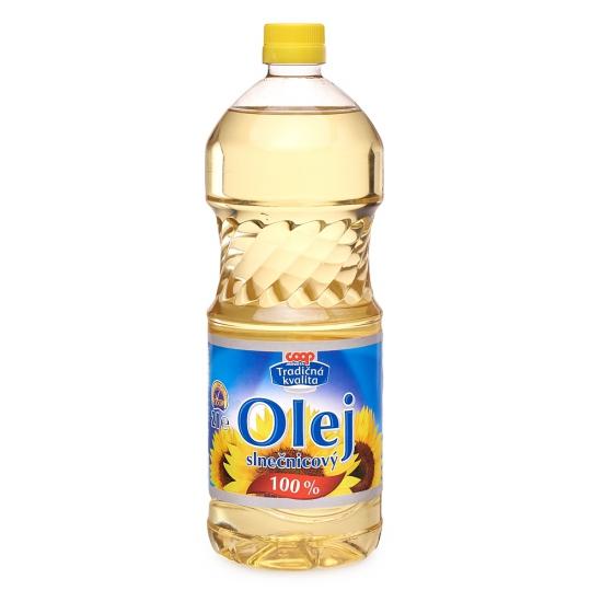 Olej slnečnicový 2l