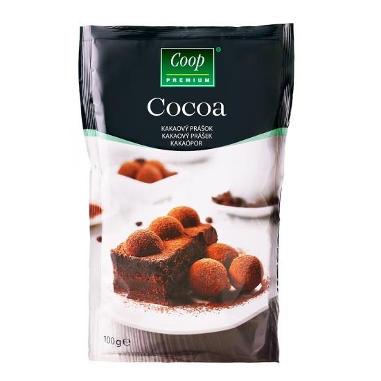 Kakaový prášok