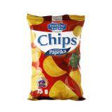 Chipsy paprika 75g